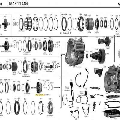 АКПП - 09G
