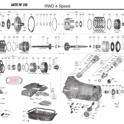 АКПП - 722.3-5