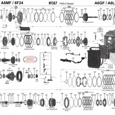 АКПП - A6GF1