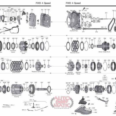 АКПП - 4T40E