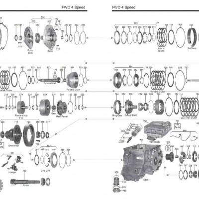 АКПП - 4HP18Q