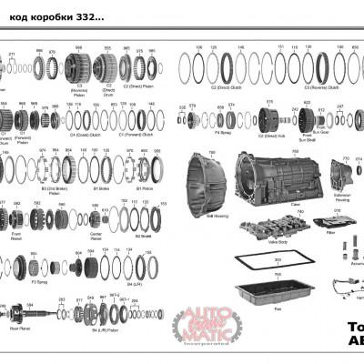 АКПП - AB60F
